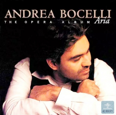 Andrea Bocelli ‎– Aria - The Opera Album