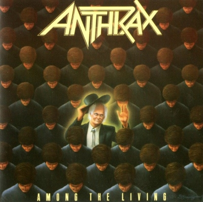 Anthrax ‎– Among The Living