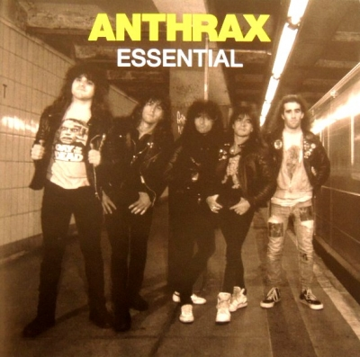 Anthrax ‎– Essential
