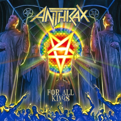 Anthrax ‎– For All Kings (2xCD, Limited Edition)
