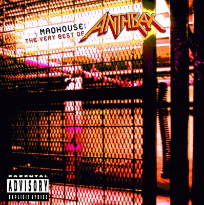 Anthrax ‎– Madhouse: The Very Best Of Anthrax