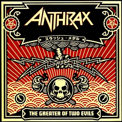 Anthrax ‎– The Greater Of Two Evils