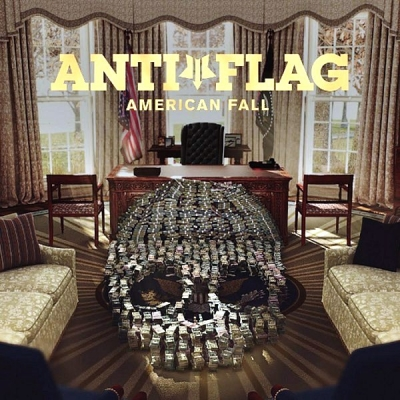 Anti-Flag ‎– American Fall