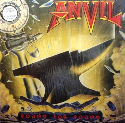 Anvil ‎– Pound For Pound
