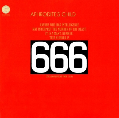 Aphrodite's Child ‎– 666 (2xLP)