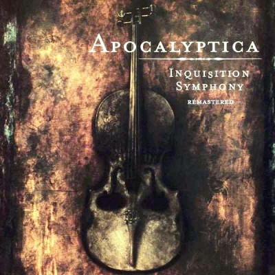 Apocalyptica ‎– Inquisition Symphony (2xLP)