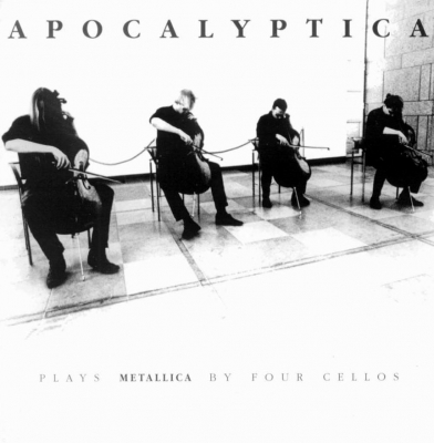 Apocalyptica ‎– Plays Metallica By Four Cellos (2xLP+CD)