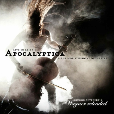 Apocalyptica & The MDR Symphony Orchestra ‎– Gregor Seyffert's Wagner Reloaded - Live In Leipzig (2xLP)