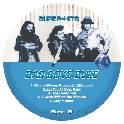 Bad Boys Blue - Super Hits (Часть 1)