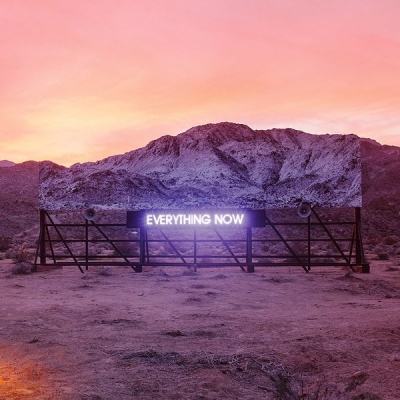 Arcade Fire ‎– Everything Now (Day Version)