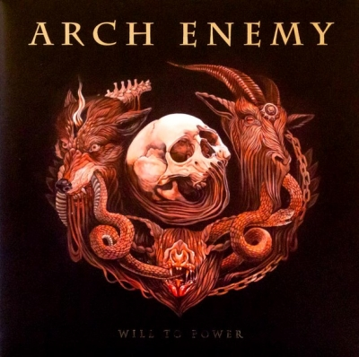 Arch Enemy ‎– Will To Power (LP, CD)