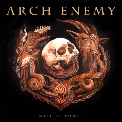 Arch Enemy ‎– Will To Power (LP, CD, Vinyl, 7