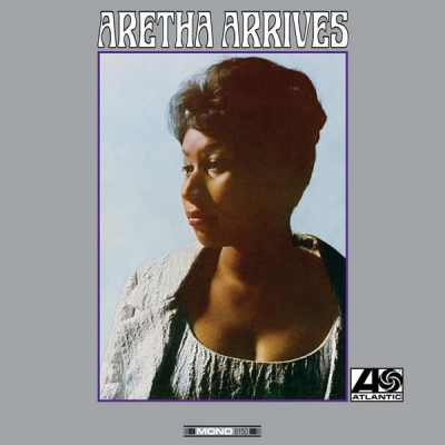 Aretha Franklin ‎– Aretha Arrives