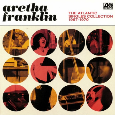 Aretha Franklin ‎– The Atlantic Singles Collection 1967-1970 (2xLP)