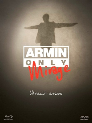 Armin van Buuren ‎– Armin Only - Mirage (DVD + Blu-ray)