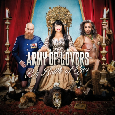 Army Of Lovers ‎– Big Battle Of Egos