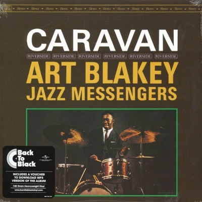 Art Blakey And The Jazz Messengers ‎– Caravan
