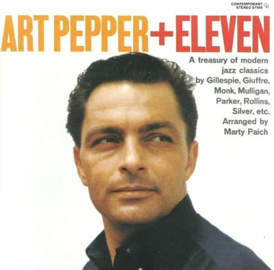 Art Pepper ‎– Art Pepper + Eleven