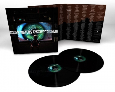Roger Waters ‎– Amused To Death (2xLP - 200 Gr.)