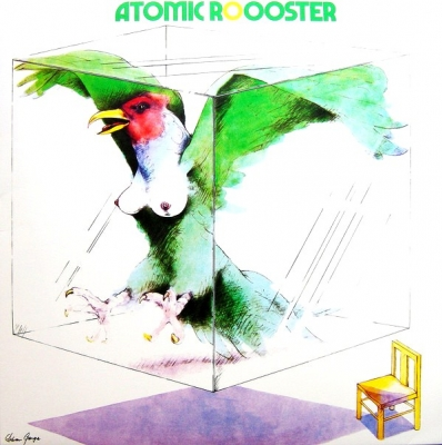 Atomic Rooster ‎– Atomic Rooster