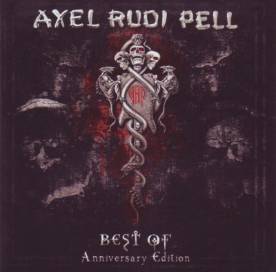 Axel Rudi Pell ‎– Best Of Anniversary Edition