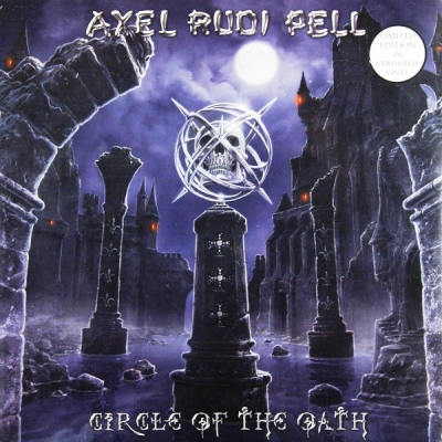 Axel Rudi Pell ‎– Circle Of The Oath (2xLP)