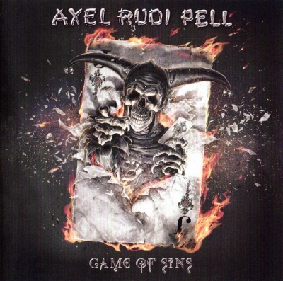 Axel Rudi Pell ‎– Game Of Sins