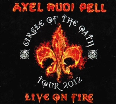 Axel Rudi Pell ‎– Live On Fire (2xCD)