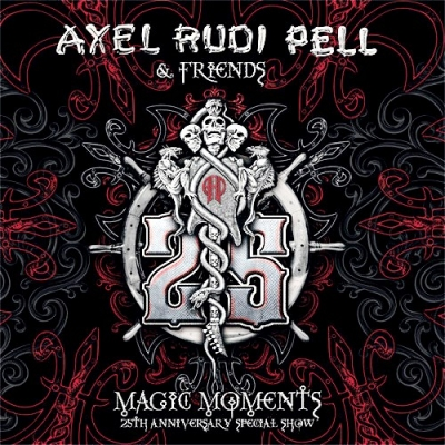 Axel Rudi Pell ‎– Magic Moments: 25th Anniversary Special Show (3xCD)