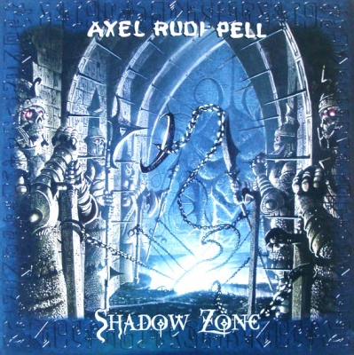 Axel Rudi Pell ‎– Shadow Zone (2xLP, CD)