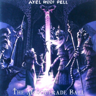 Axel Rudi Pell ‎– The Masquerade Ball (2xLP, CD)