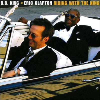 B.B. King & Eric Clapton ‎– Riding With The King (2xLP)