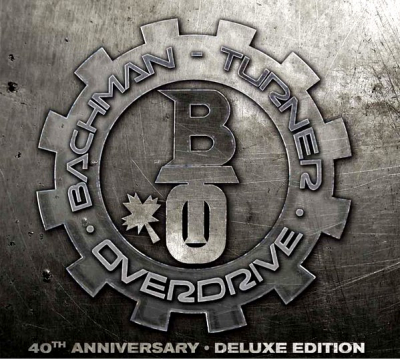 Bachman-Turner Overdrive ‎– 40th Anniversary (2xCD, Deluxe Edition)