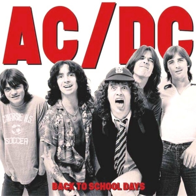 AC/DC ‎– Back To School Days (2xLP)