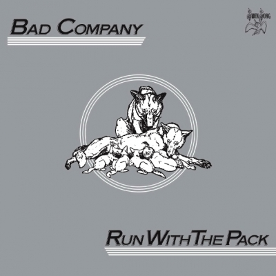 Bad Company ‎– Run With The Pack (2xLP)