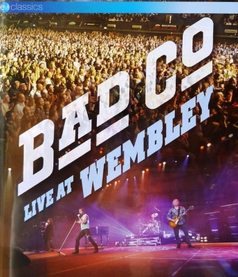 Bad Company – Live At Wembley