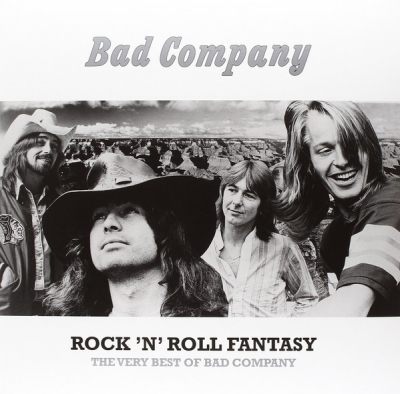 Bad Company ‎– Rock 'n' Roll Fantasy The Very Best Of Bad Company (2xLP)