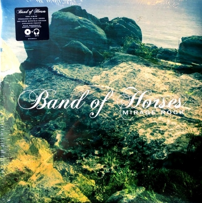 Band Of Horses ‎– Mirage Rock