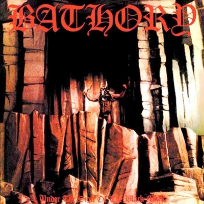 Bathory ‎– Under The Sign Of The Black Mark (2xLP)