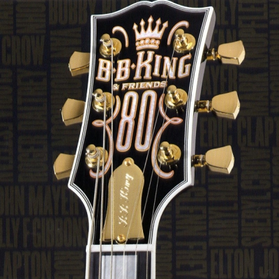 B.B. King ‎– B.B. King & Friends - 80