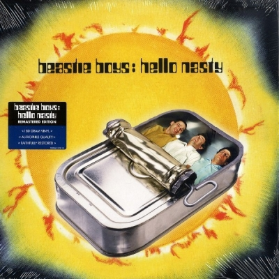 Beastie Boys ‎– Hello Nasty (2xLP)