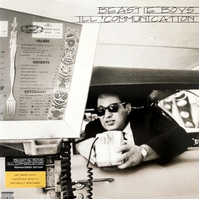 Beastie Boys ‎– ILL Communication (2xLP)