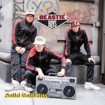 Beastie Boys ‎– Solid Gold Hits (2xLP)
