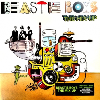 Beastie Boys ‎– The Mix-Up