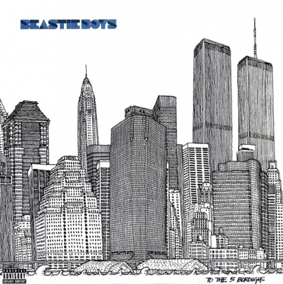 Beastie Boys ‎– To The 5 Boroughs (2xLP)
