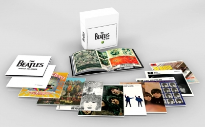 The Beatles ‎– The Beatles In Mono (14xCD, Box Set, Limited Edition)