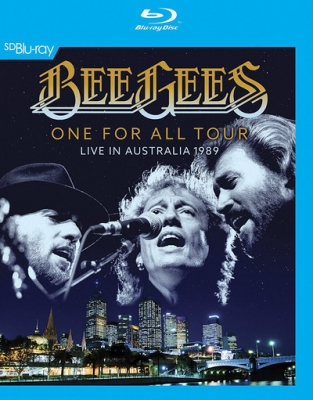 Bee Gees ‎– One For All Tour : Live In Australia 1989