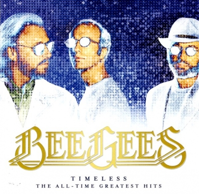 Bee Gees ‎– Timeless - The All-Time Greatest Hits