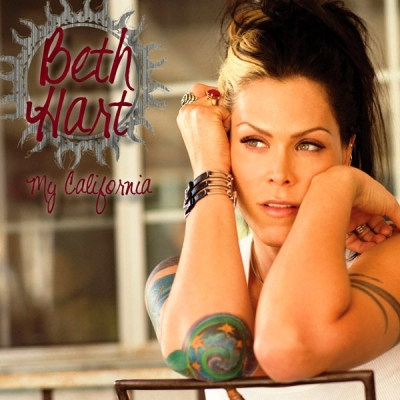 Beth Hart ‎– My California