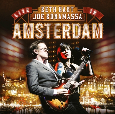 Beth Hart And Joe Bonamassa ‎– Live In Amsterdam (3xLP)